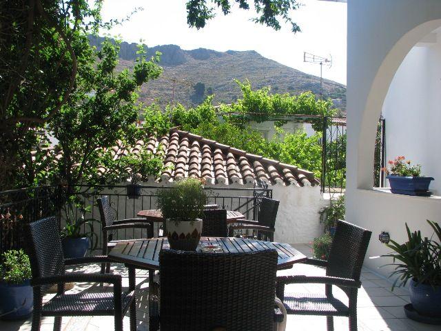 Sidra hotel courtyard
