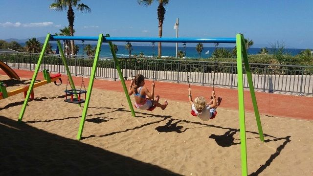 ©family experiences blog Olympia Oasis Grecotel