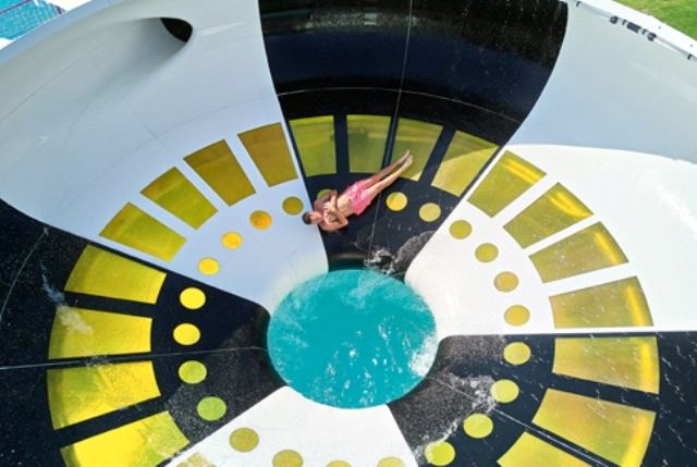 Olympia Aqua park. Hotel with water park. photo credits © grecotel