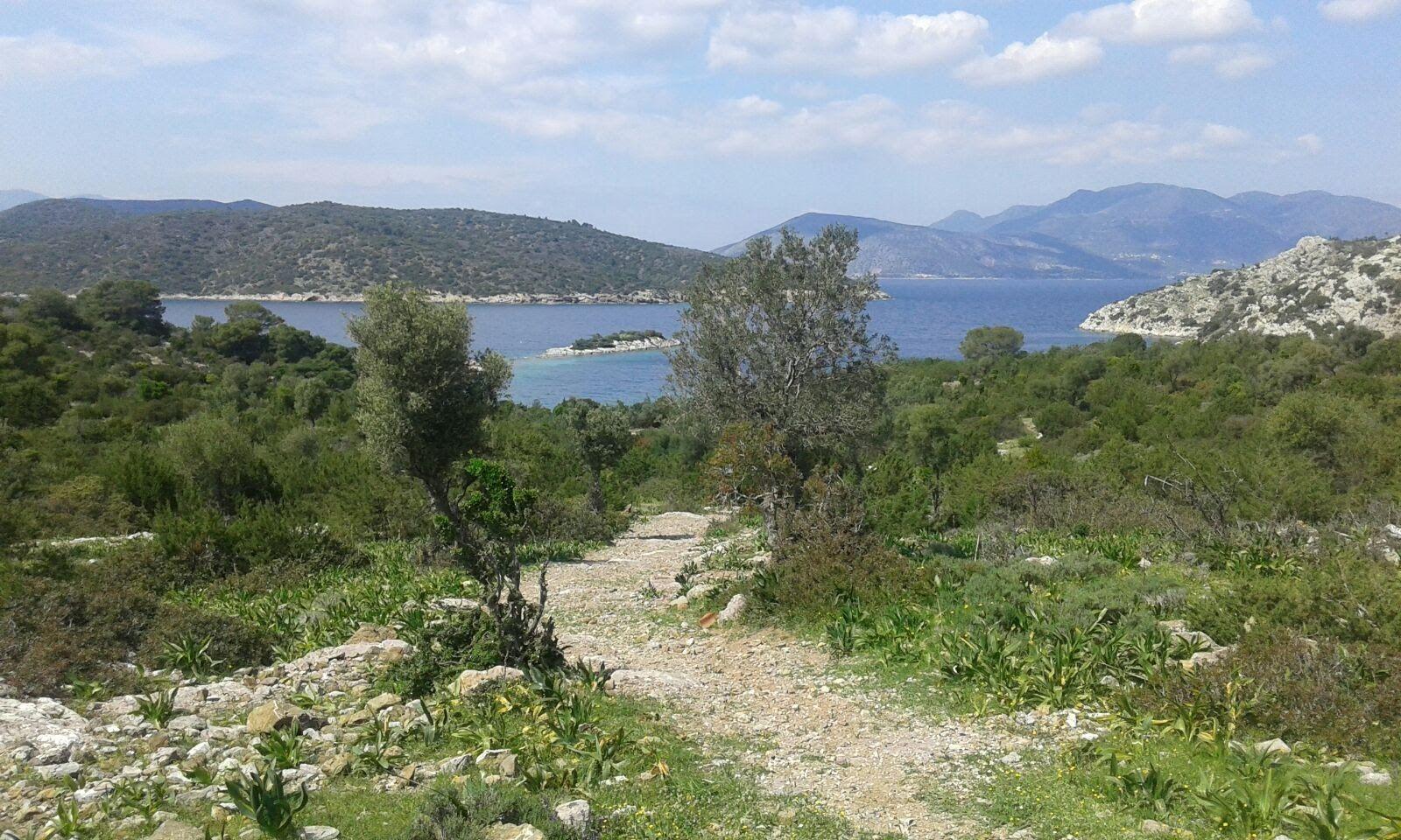 poros island ©Family Experiences Blog