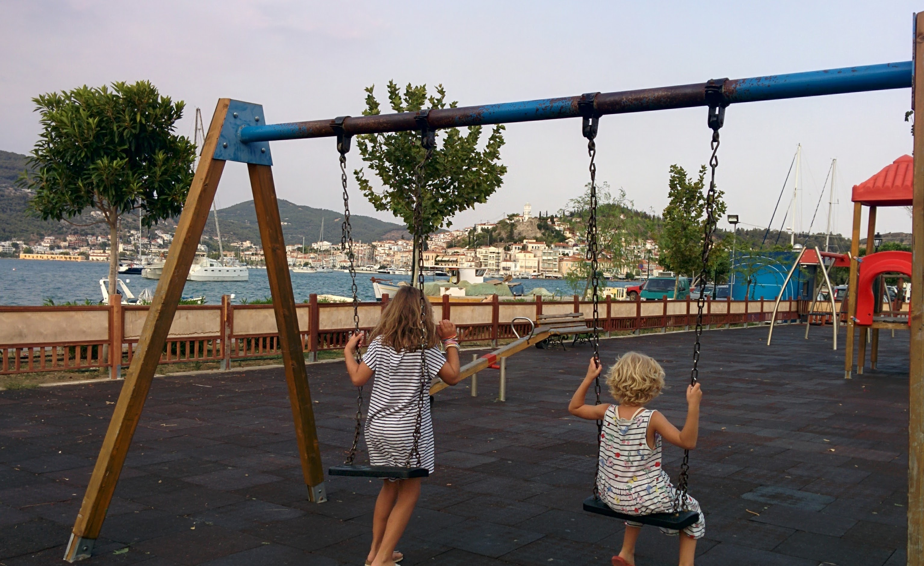 poros island ©Family Experiences Blog