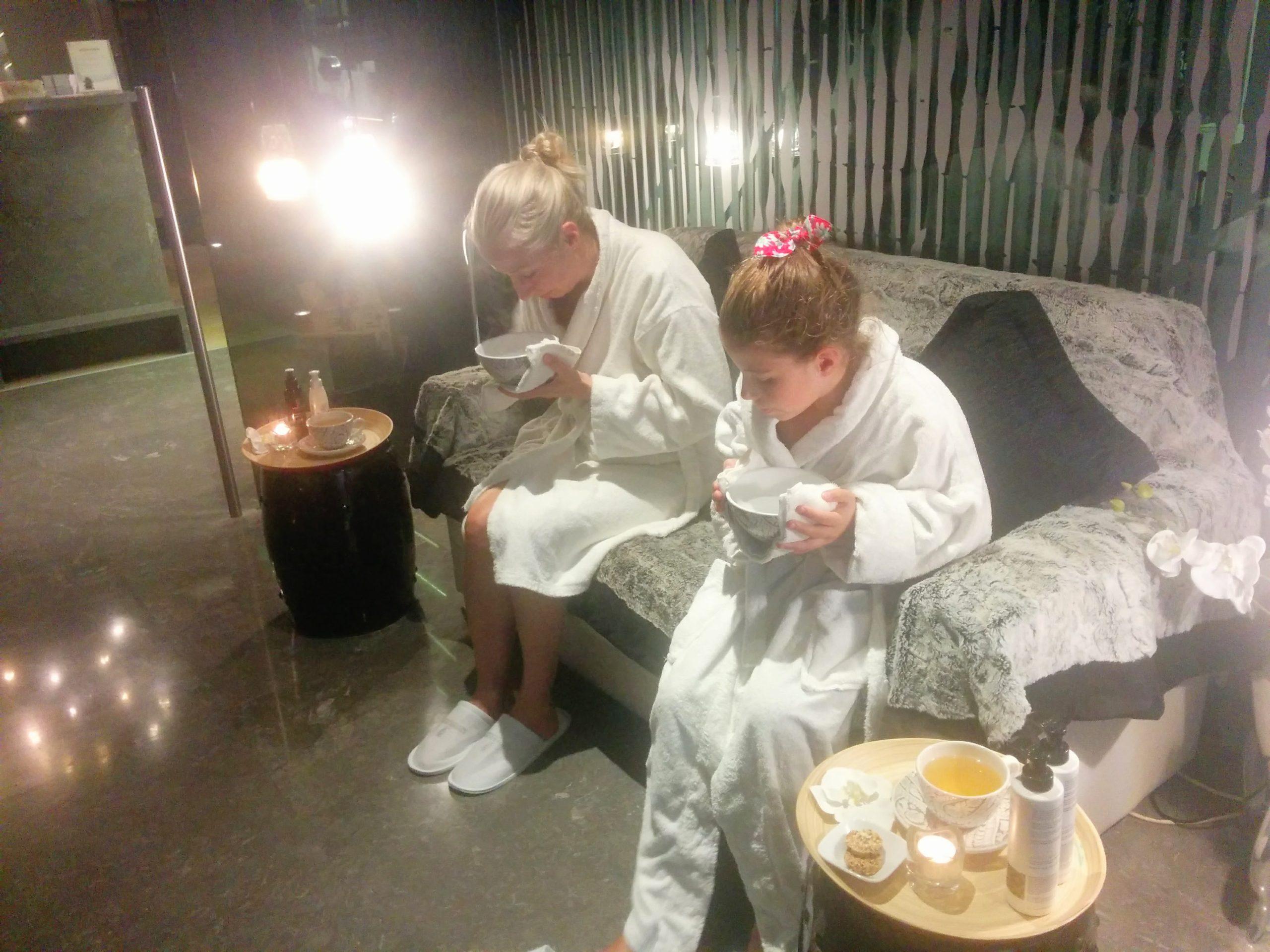 family spa and wellness ©familyexperiencesblog.com