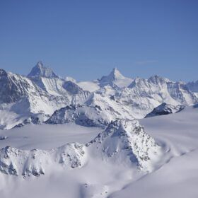 Merinannnies in the alps at Family Experiences Blog
