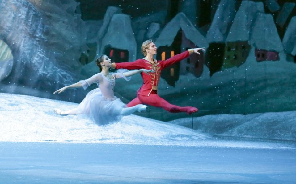 nut cracker ballet things to do in athens during christmas with kids