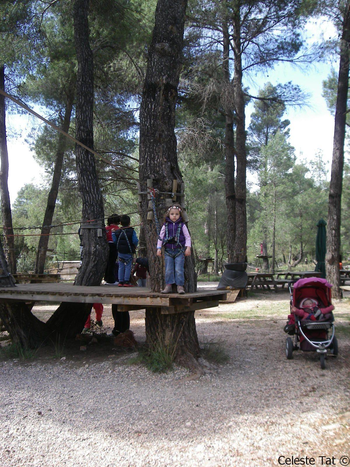 © family experiences Blog Malaksa Adventure Park