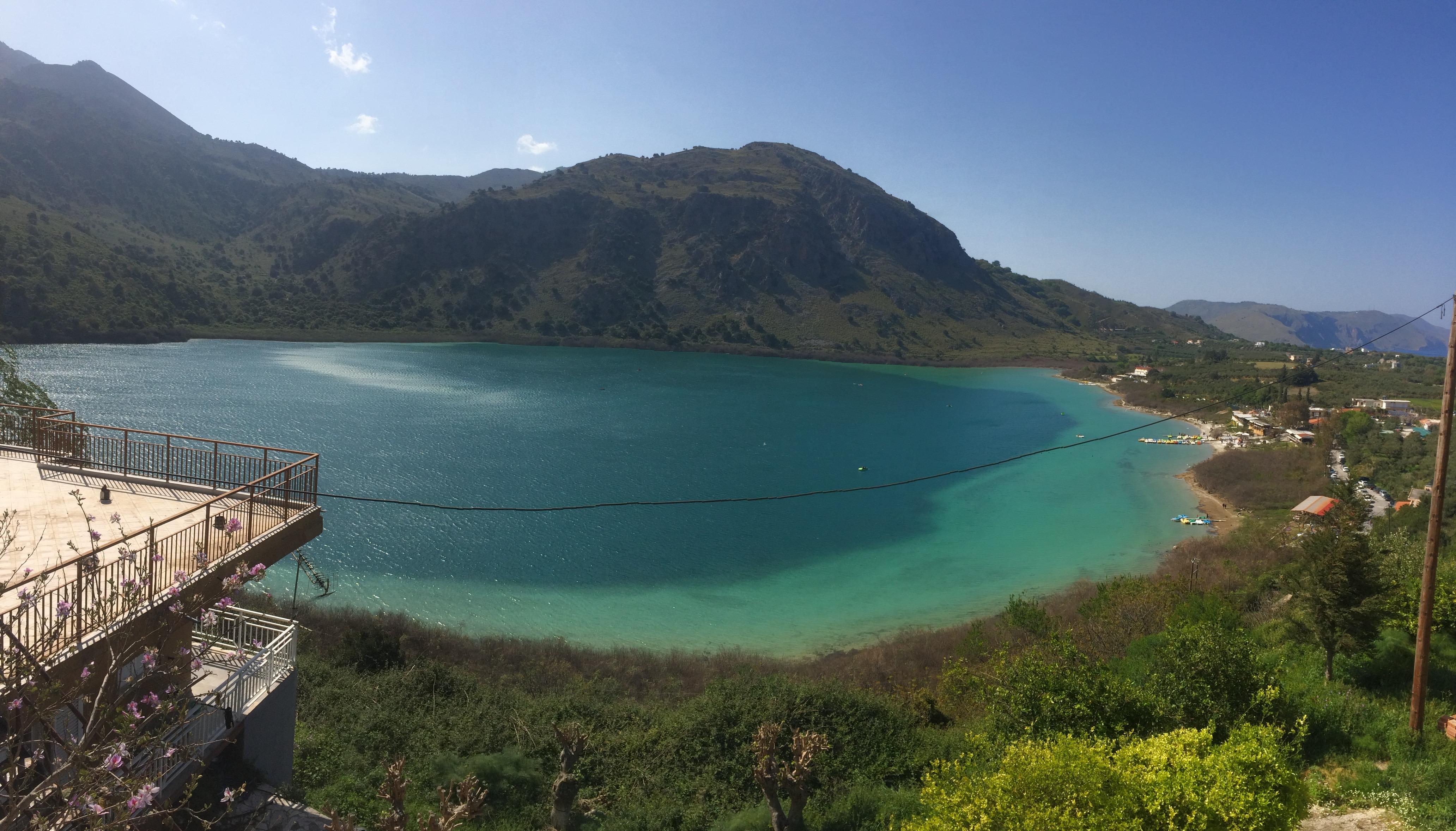 kournas lake crete anastasia ©
