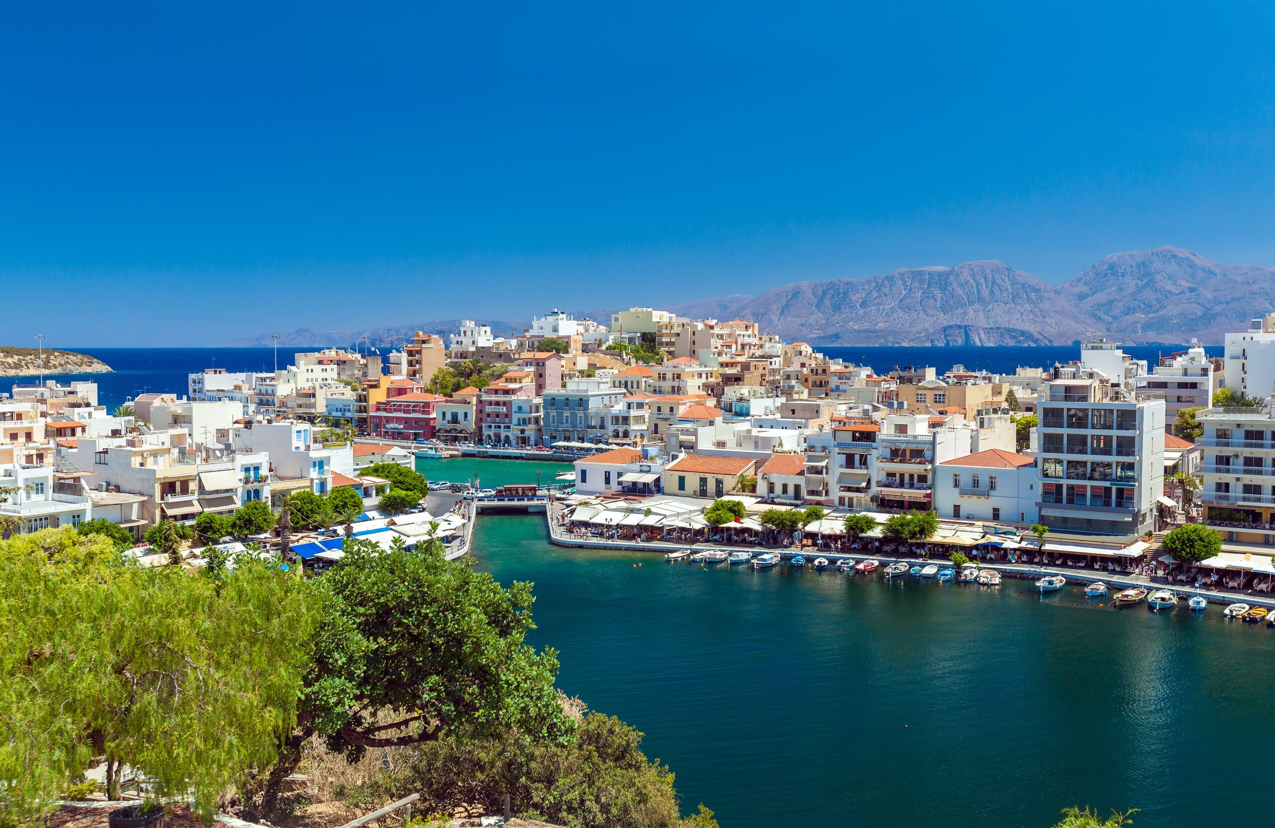 Where to stay in Crete  with kids | Agios Nikolaos