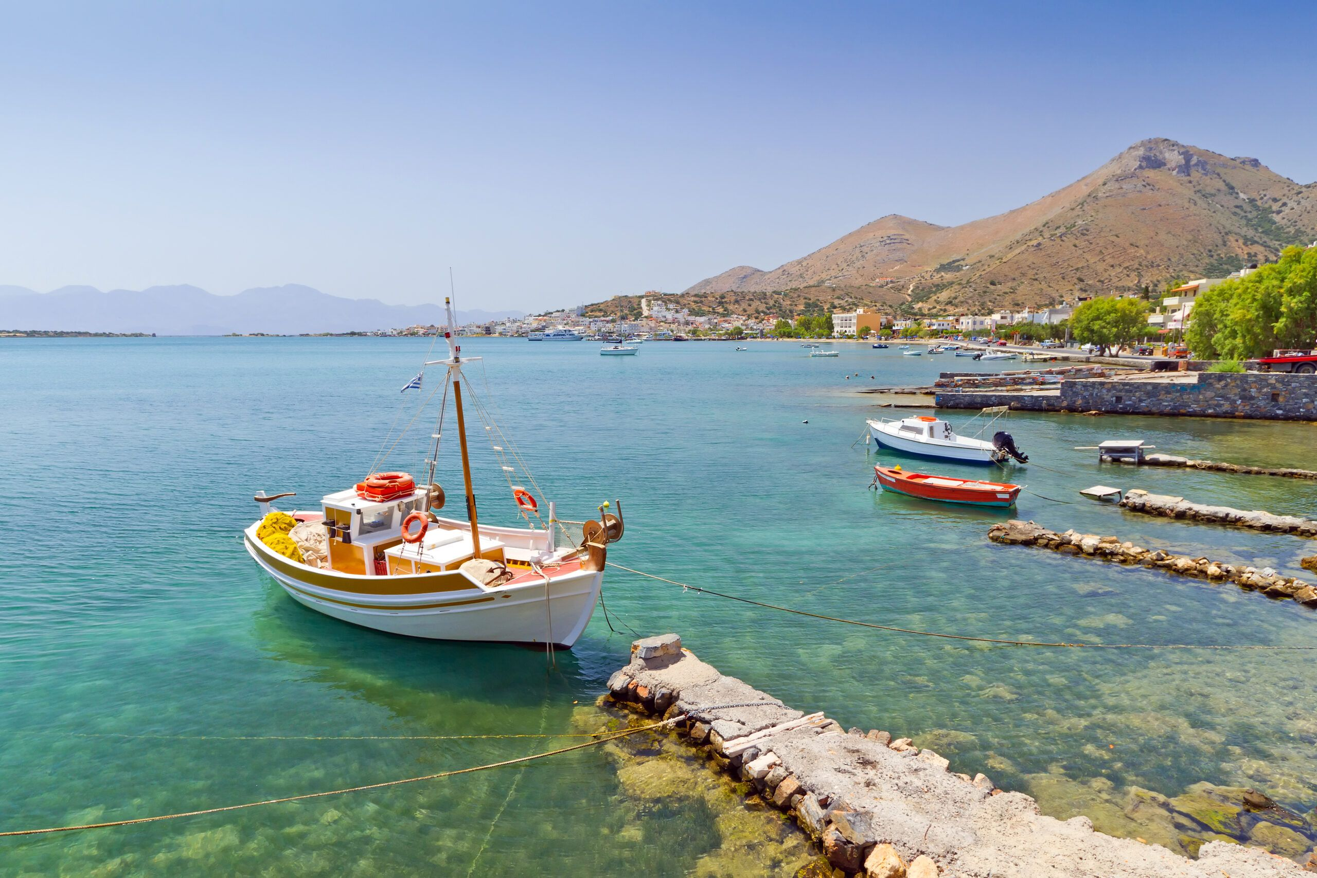 Stay in Crete with Kids