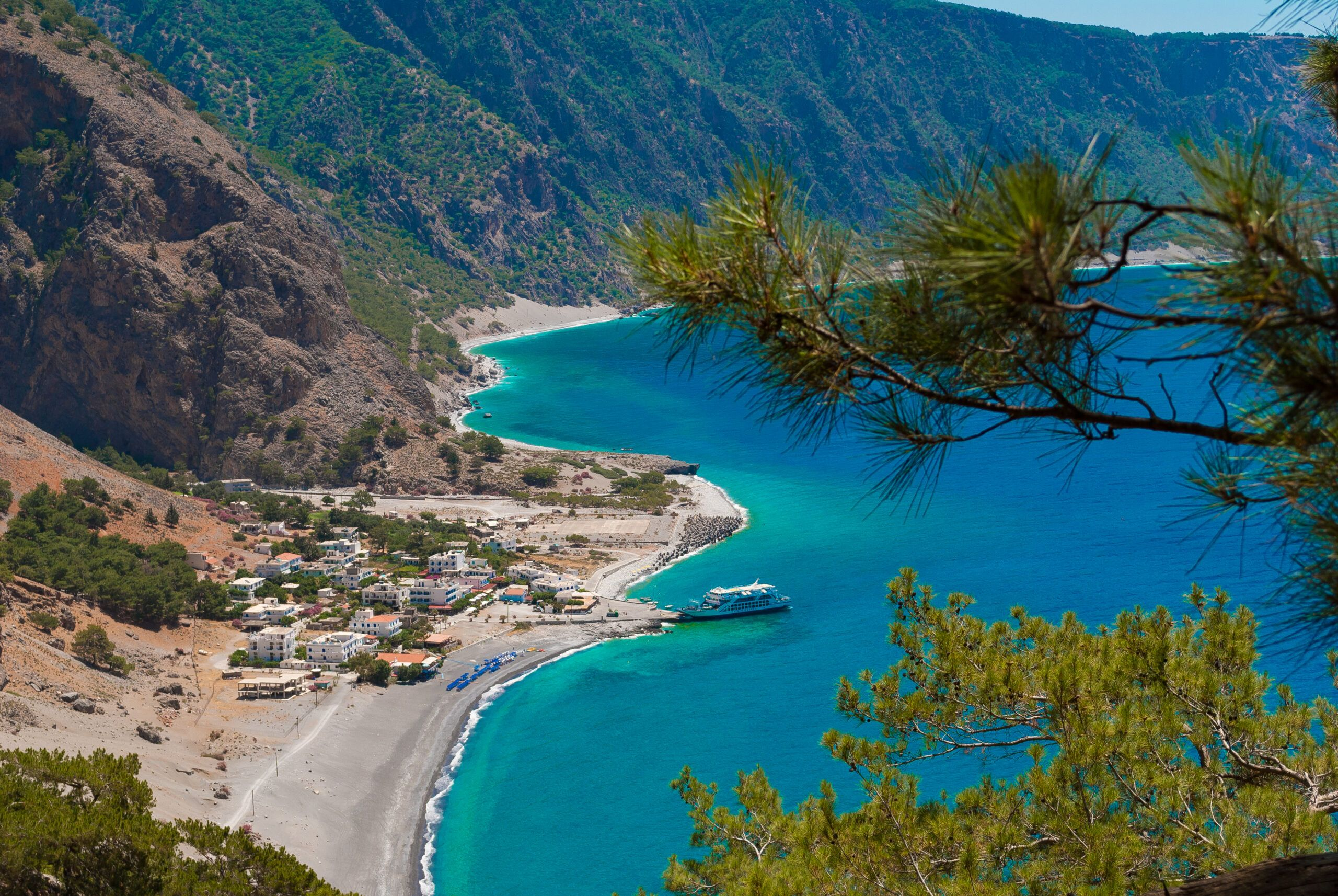 Where to stay in Crete with Kids | South Crete