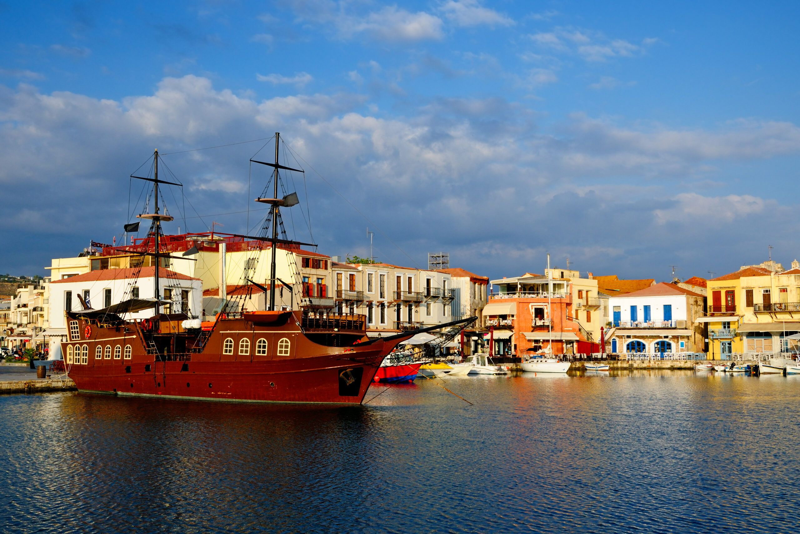 Where to stay in Crete with Kids | Rethymnon