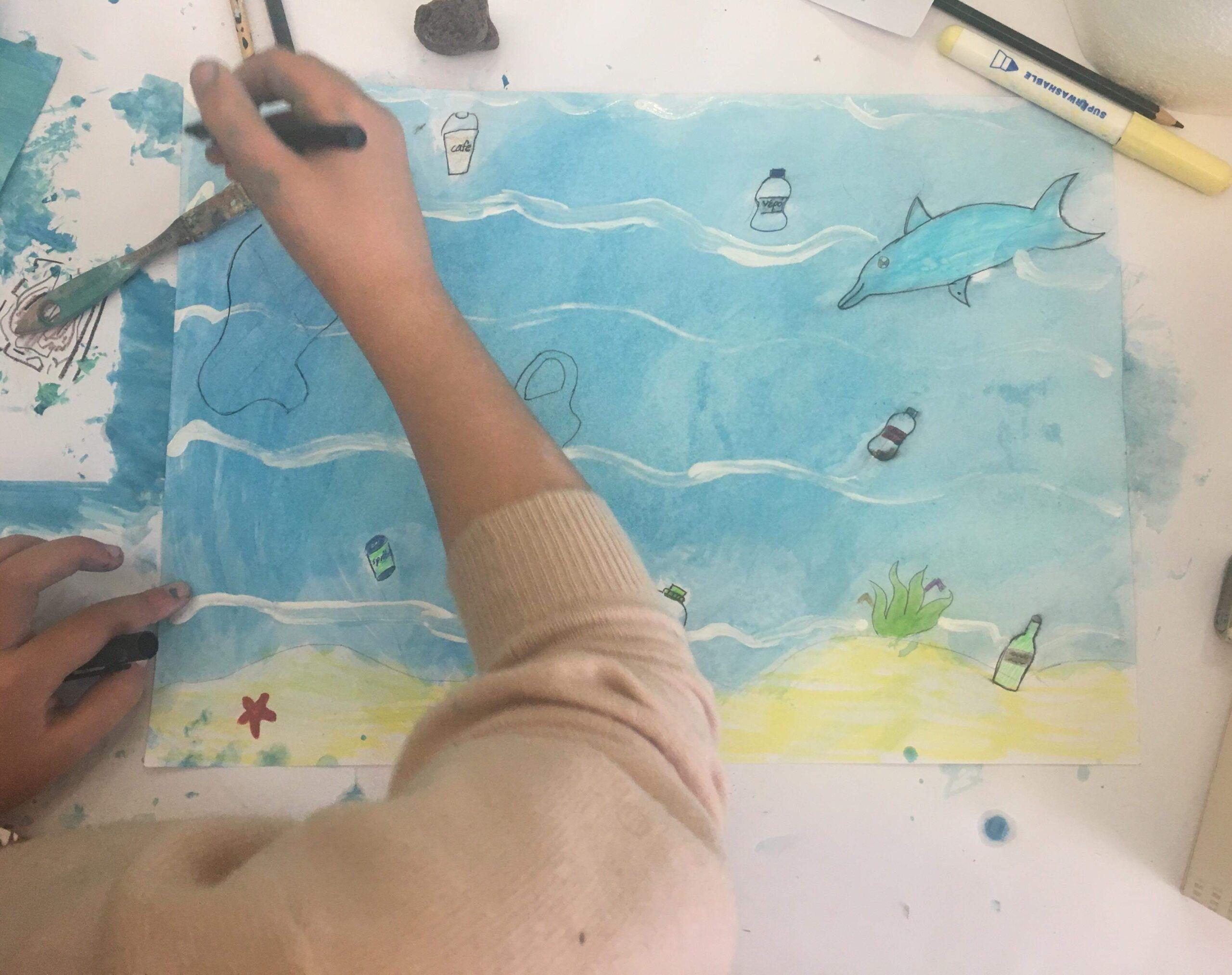 Family Experiences Blog Fleves Tidal Flow Art