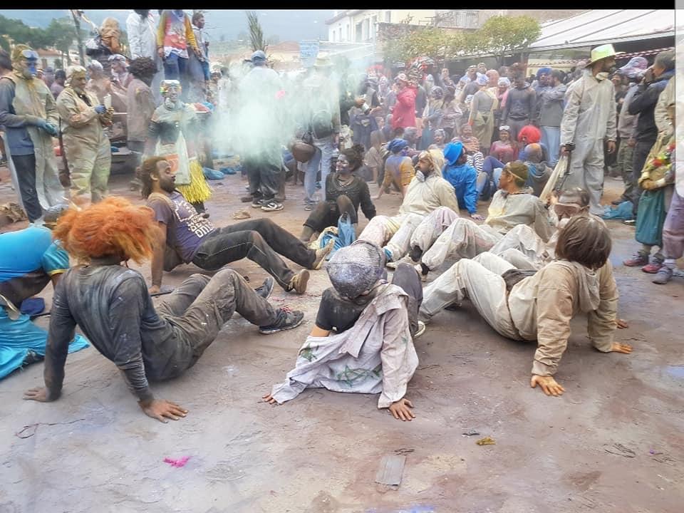 Greek Carnival