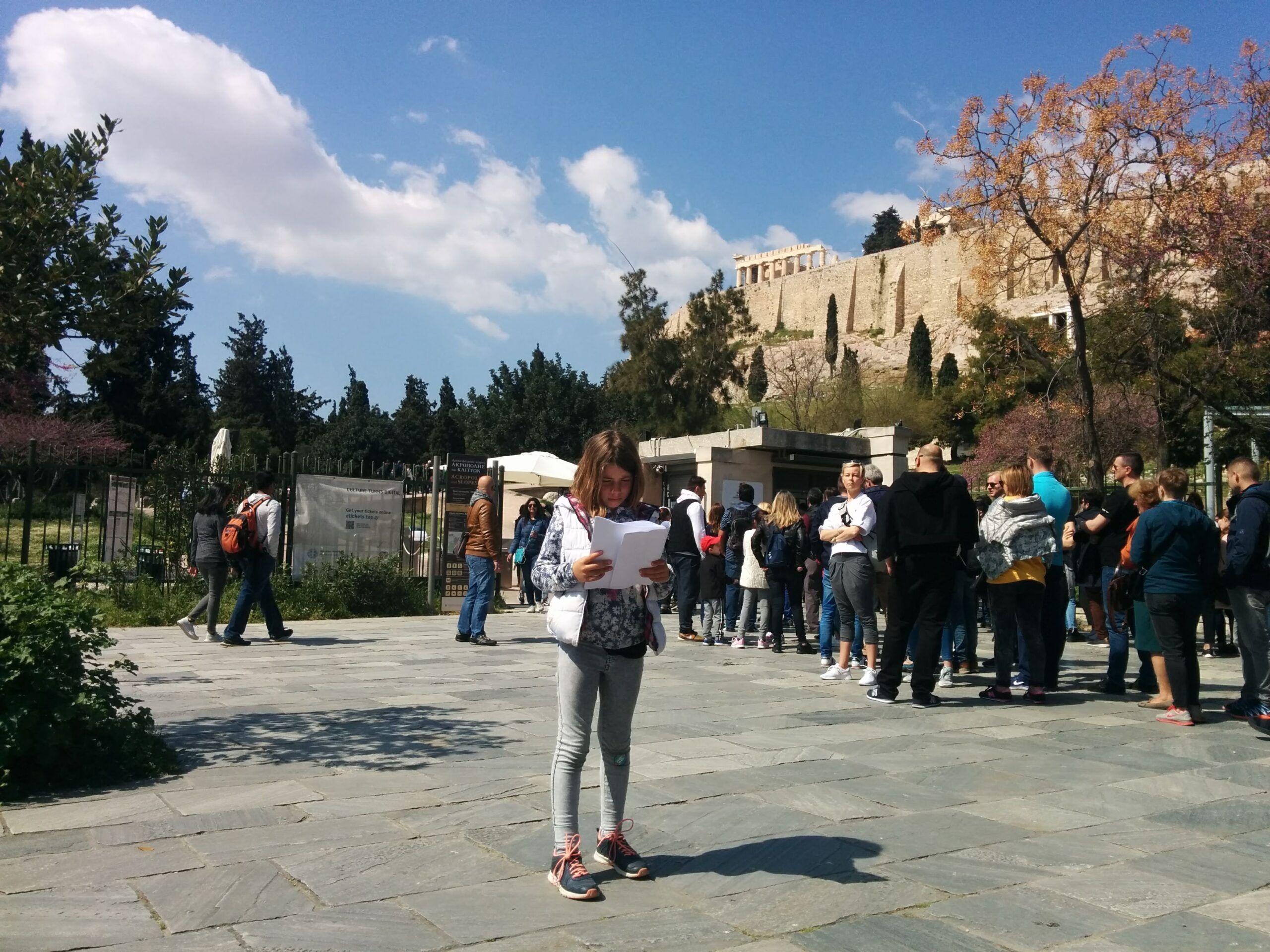 Copyright Family Experiences Blog Athens