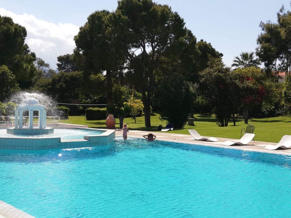 Family Experience Blog at Kalamaki Beach Resort