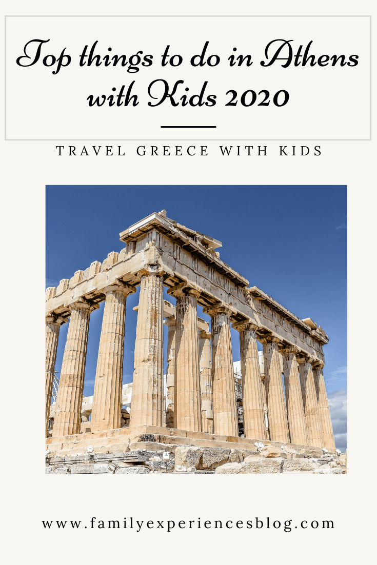 Top things to do in Athens with children