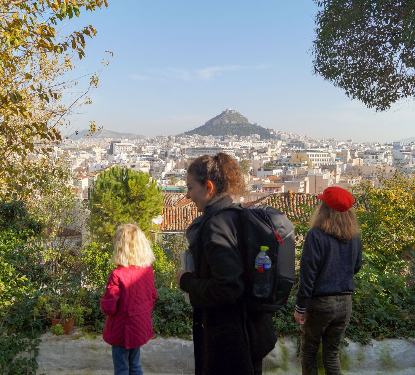Harry Potter Tour in Athens