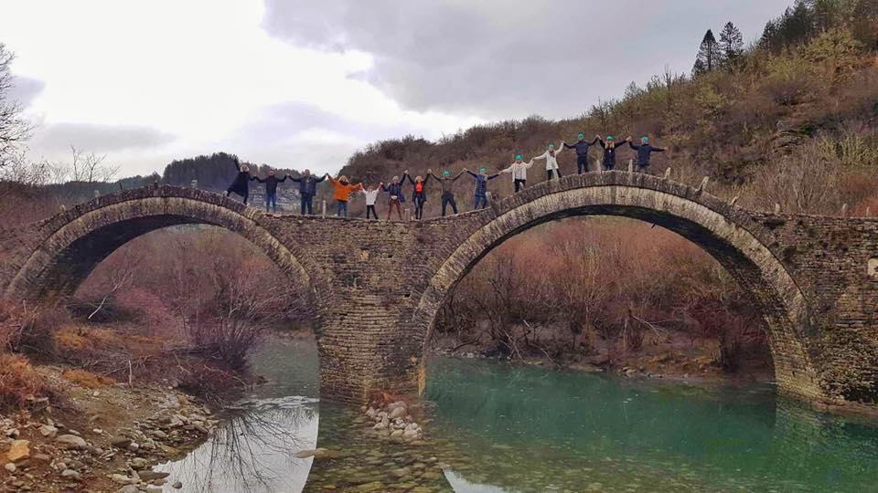 Epirus with kids Zagori