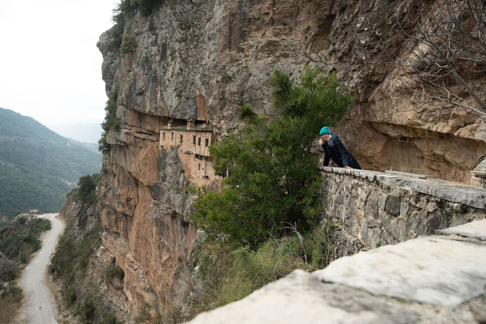 Epirus with kids Tzoumerka