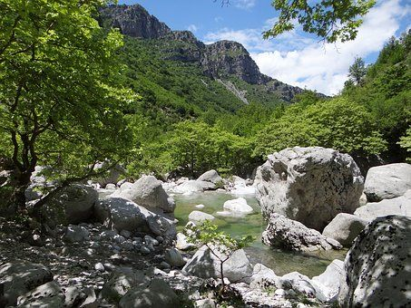 outdoor activities in Epirus Greece