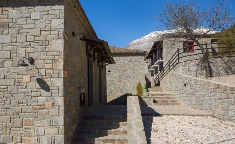 Family hotel in Epirus