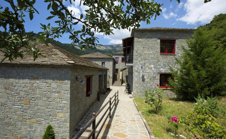 Family hotel in Epirus