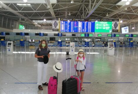 Travel with Kids Greece