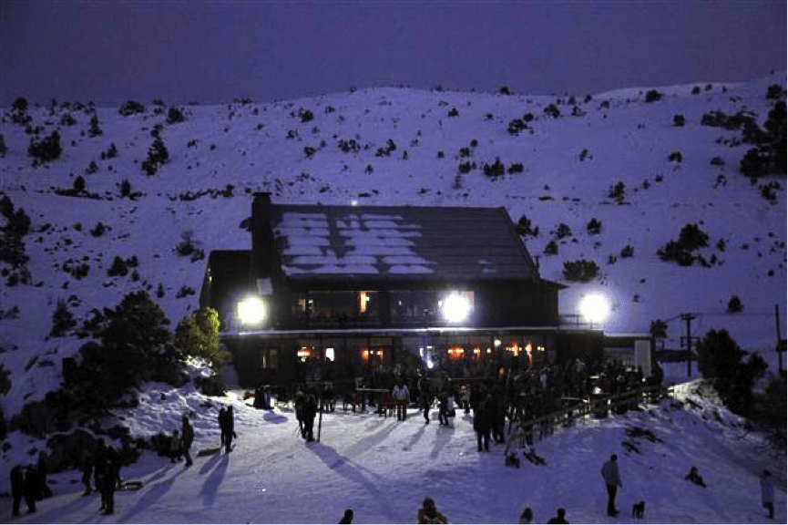 winter destinations for families in Greece