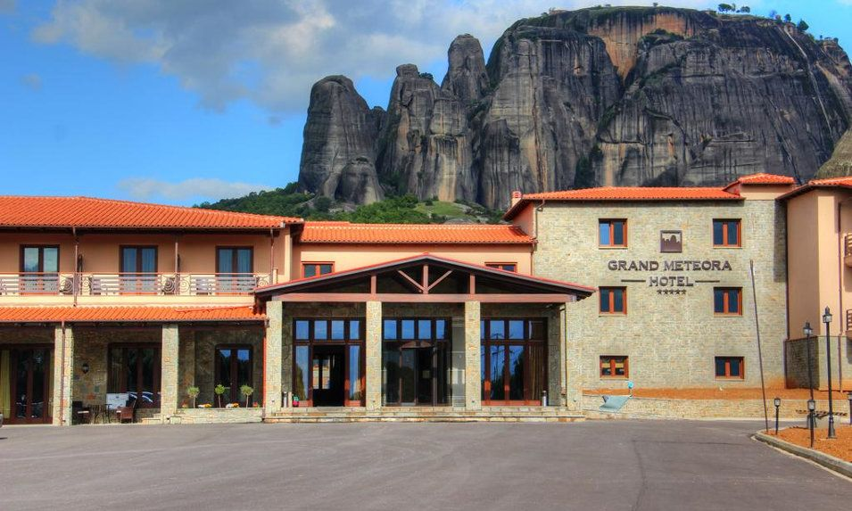 Meteora with Kids