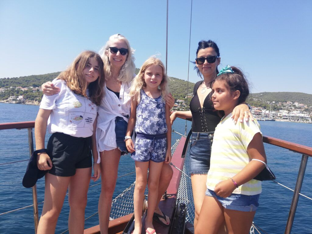 Athens with Children